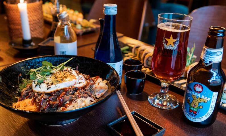 Vanadis Sushi japansk mat