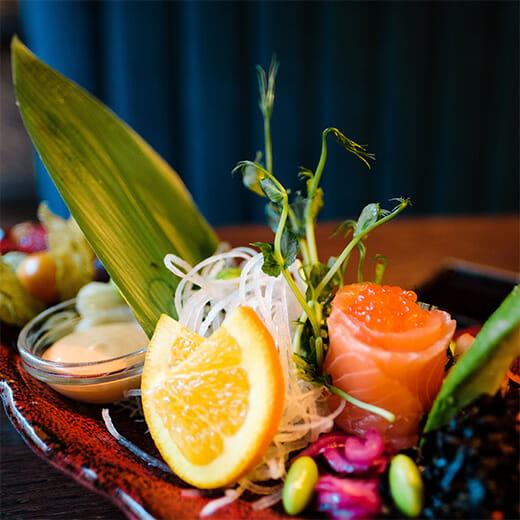 Vanadis Sushi i Vasastan