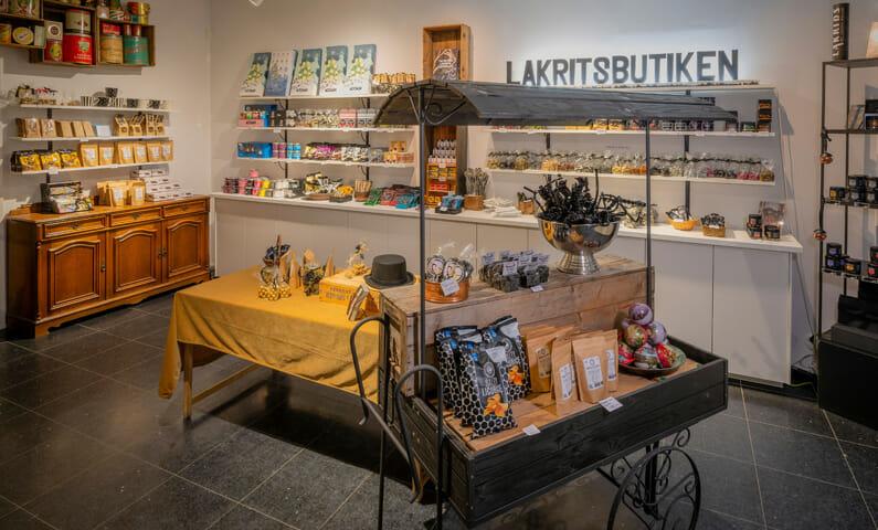 Lakritsbutiken Kungsholmen