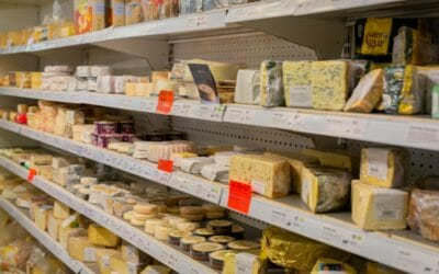 Wijnjas Grosshandel – the deli store with Stockholm's largest selection of cheeses
