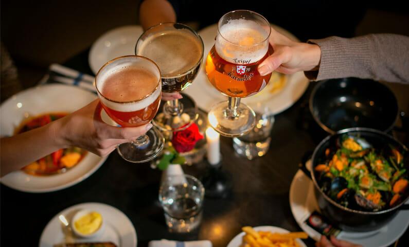 Belgobaren, Belgian beer in Stockholm