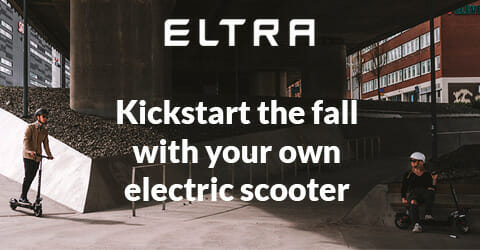 Eltra Scooter ad