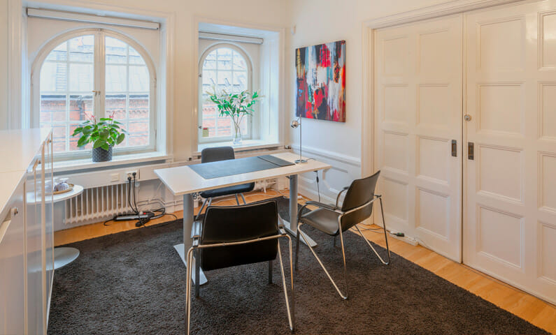 Selected Office - coworking space Stockholm
