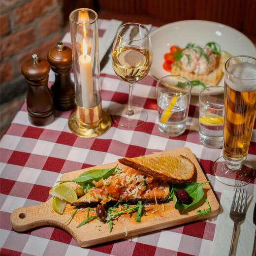 Tre Valv, restaurant Gamla stan