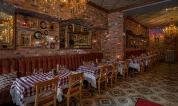 Tre Valv – well-cooked food in a unique 15th century setting in Old Town