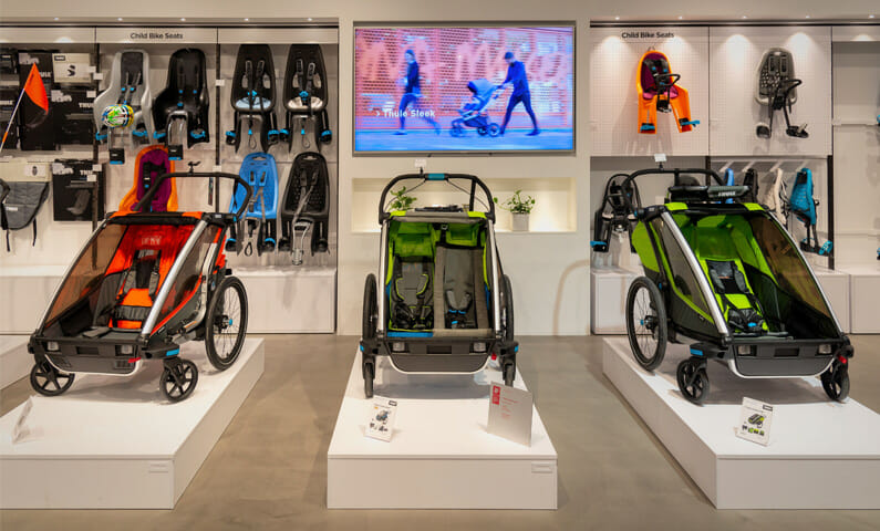 Thule Store Stockholm