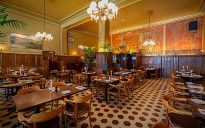 Pelikan – a traditional Swedish food heaven at Södermalm's most classic restaurant