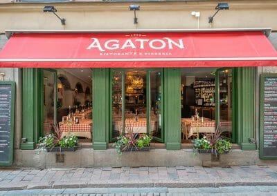 Restaurang Agaton 6