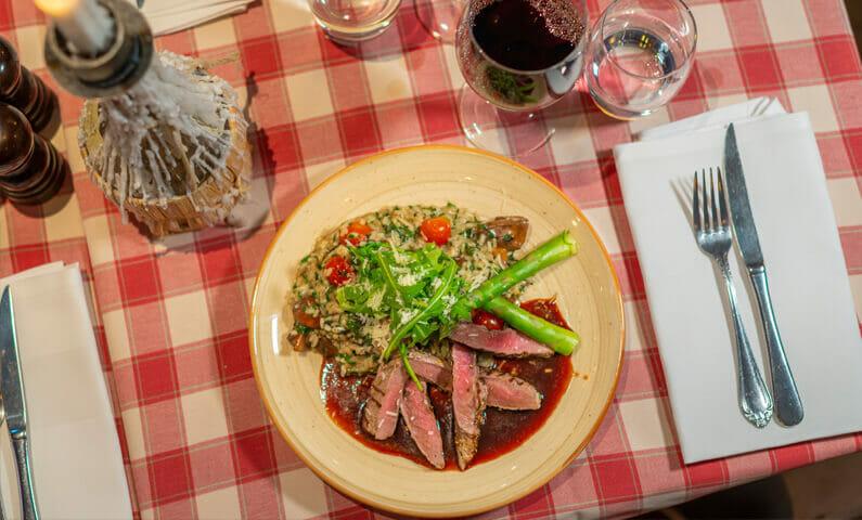 Restaurang Agaton Stockholm